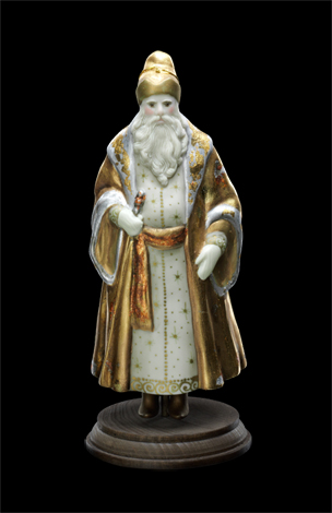 Father Frost (gold)