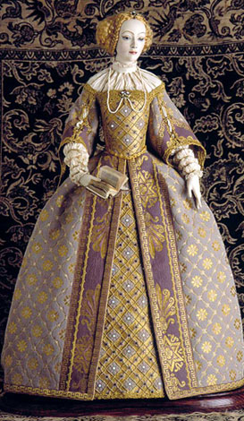 The carnival theatrical dolls isabella